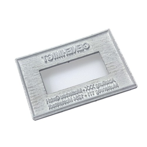 Replacement text plate Trodat date stamp 5480 (incl. ink pad 6/58)